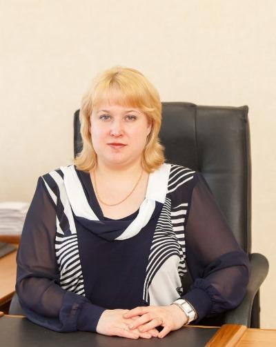 Анастасия Фомина, главный врач ГБУЗ АО «Архангельская городской поликлиника № 1»