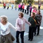 """Флеш-моб """"Танцуй - укрепляй здоровье"""" в Международный день танца (29 апреля 2016 г.)"""