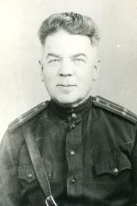 Проф Орлов Г.А в годы войны