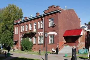 бывший Дом санитарного просвещения