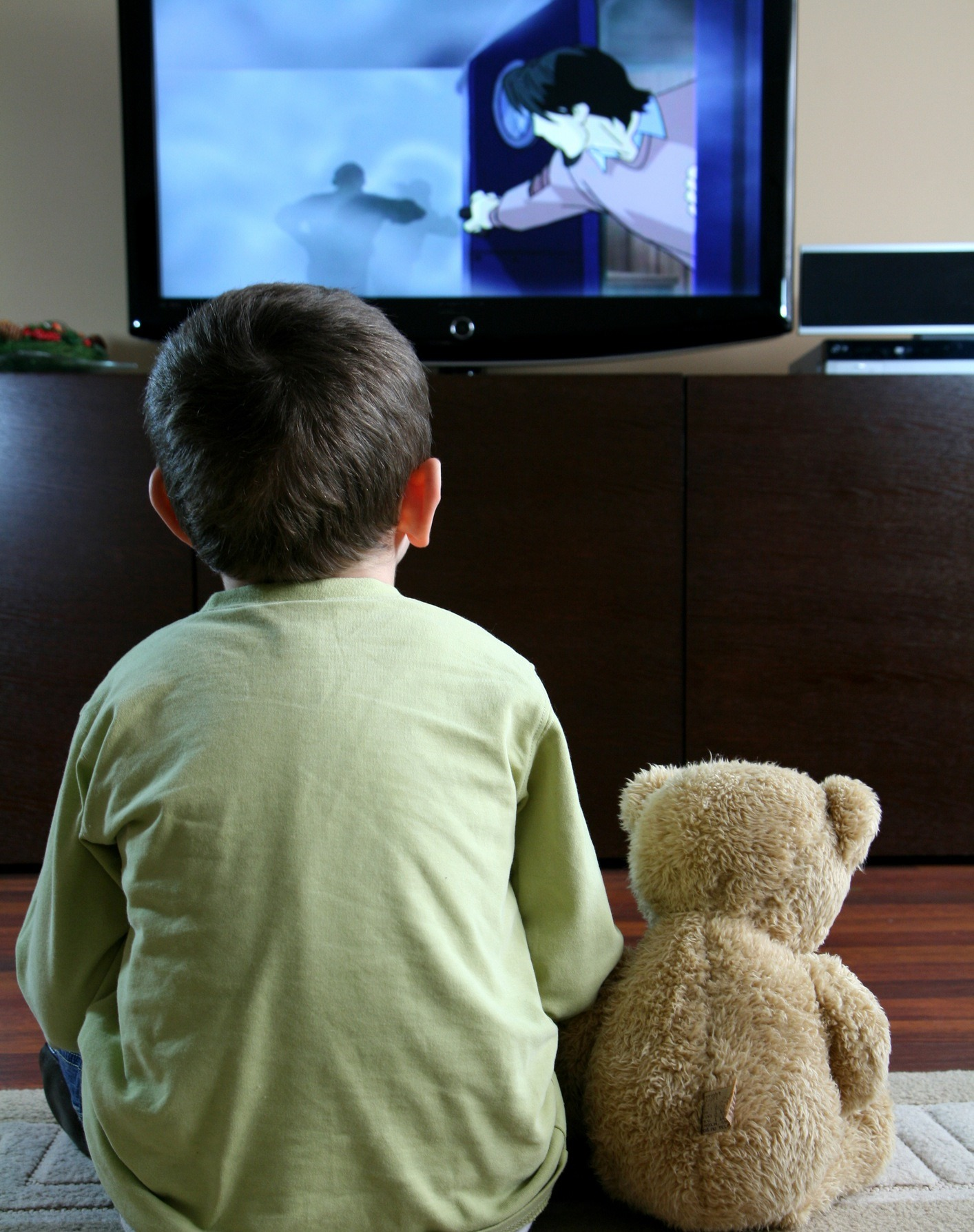 the effect of television on a childs The effects of television on children and adolescents an annot at e d bibliography with an introductory overview of research results prep are d by the international.