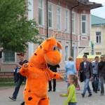 Большой антитабачный праздник в Архангельске (31 мая 2014 г.)