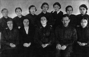 военнослужащие эг 2524 в 1941 г.