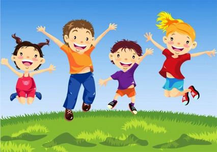 картинки дети здоровые