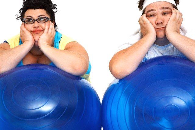 Ученые: женщинам труднее сбросить лишний вес, чем мужчинам